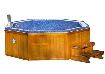 Mini Baseins Spa-Lux II Standard 2300x2300x850mm